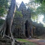 North gate - Angkor Thom